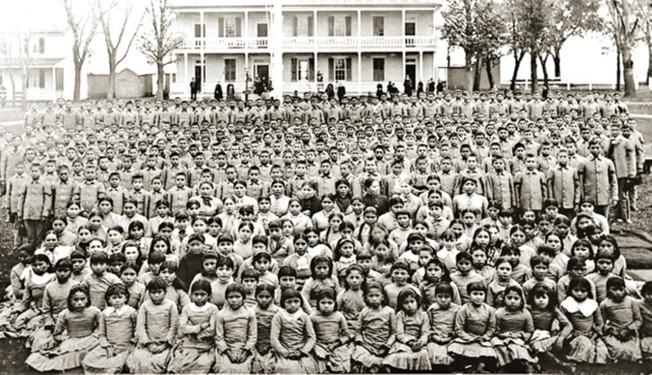 Indian bording school